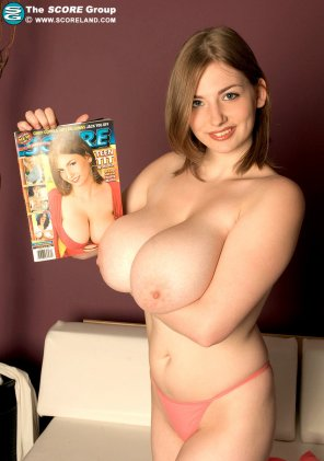 amateur photo Cover girl