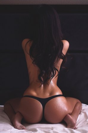 amateur photo Booty sweat