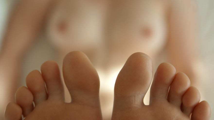 Toes [1920x1080] Porn Photo