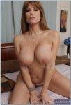 amateur photo MILF tits covered in cum