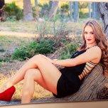 amateur photo Legs & Reds