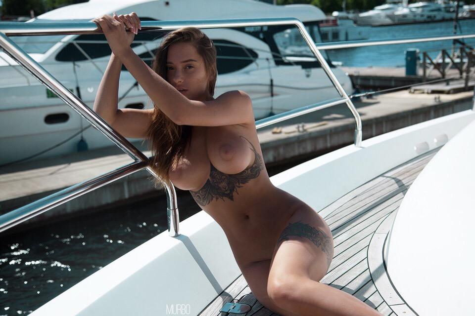 Shcherbinina nackt kristina Nude celebrity