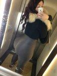amateur photo Elevator selfie