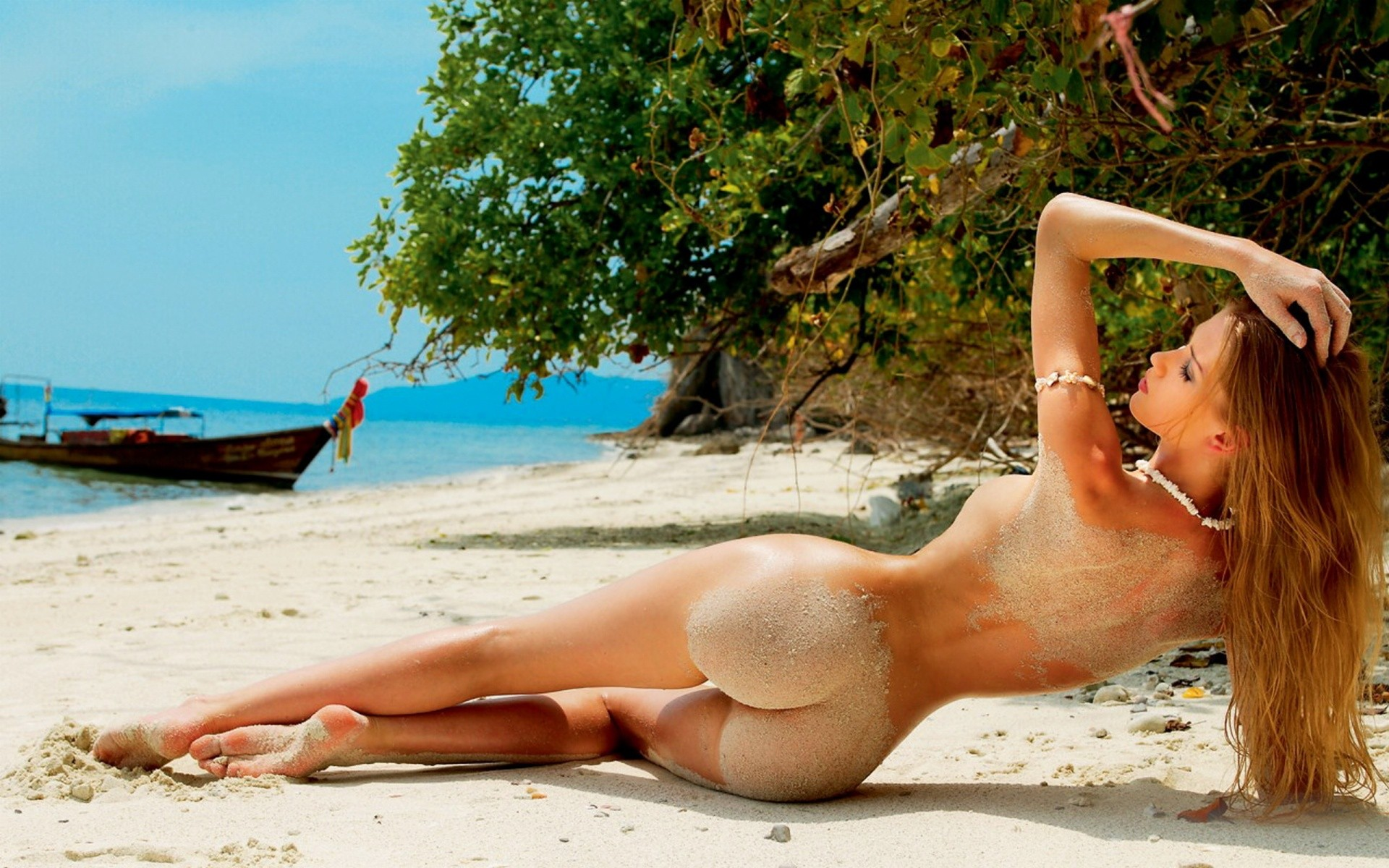sandy gabriel naked