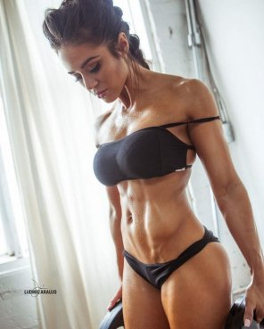 amateur photo Brittany Coutu