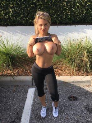 amateur photo Workout ready