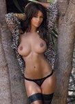 amateur photo Leopard Print