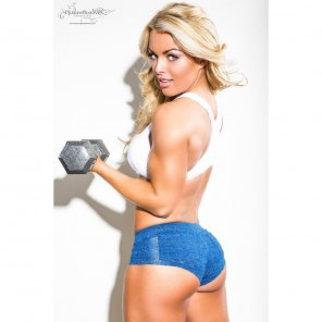 amateur photo Mandy Rose