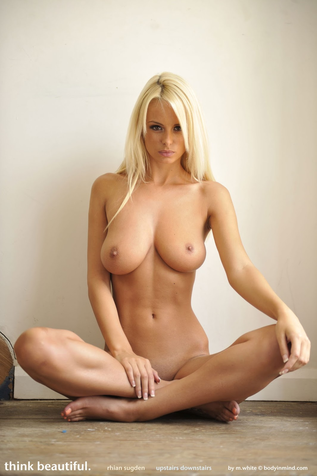 Nude blonde A Great