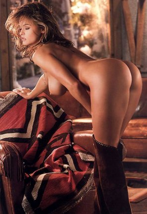 amateur photo The glorious Karen McDougal