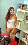 amateur photo Shes Bottomless