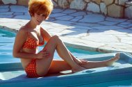 amateur photo Classic ginger, Bond Girl Jill St. John