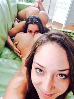 amateur photo Dani Daniels and Remy LaCroix so adorable.