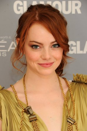 amateur photo Emma Stone