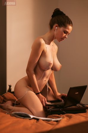 amateur photo Plugged in