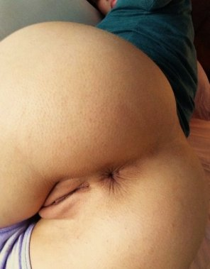 amateur photo That virgin hole