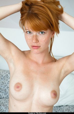 amateur photo Gorgeous redhead