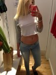 amateur photo Jeans and nipples