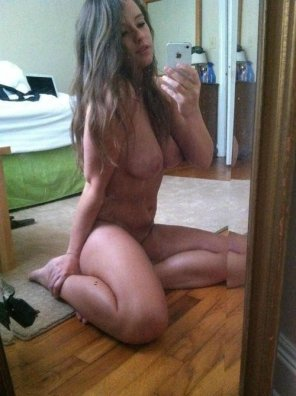 amateur photo On the floor