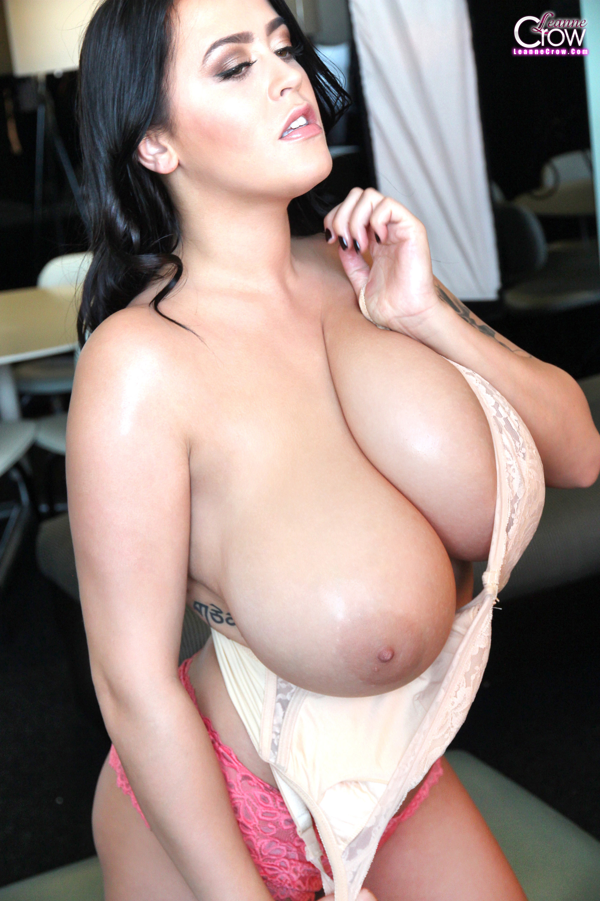 Are sex pussy leanne crow join