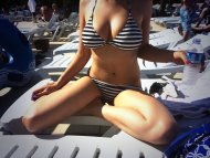 amateur photo All Natural at the Beach.