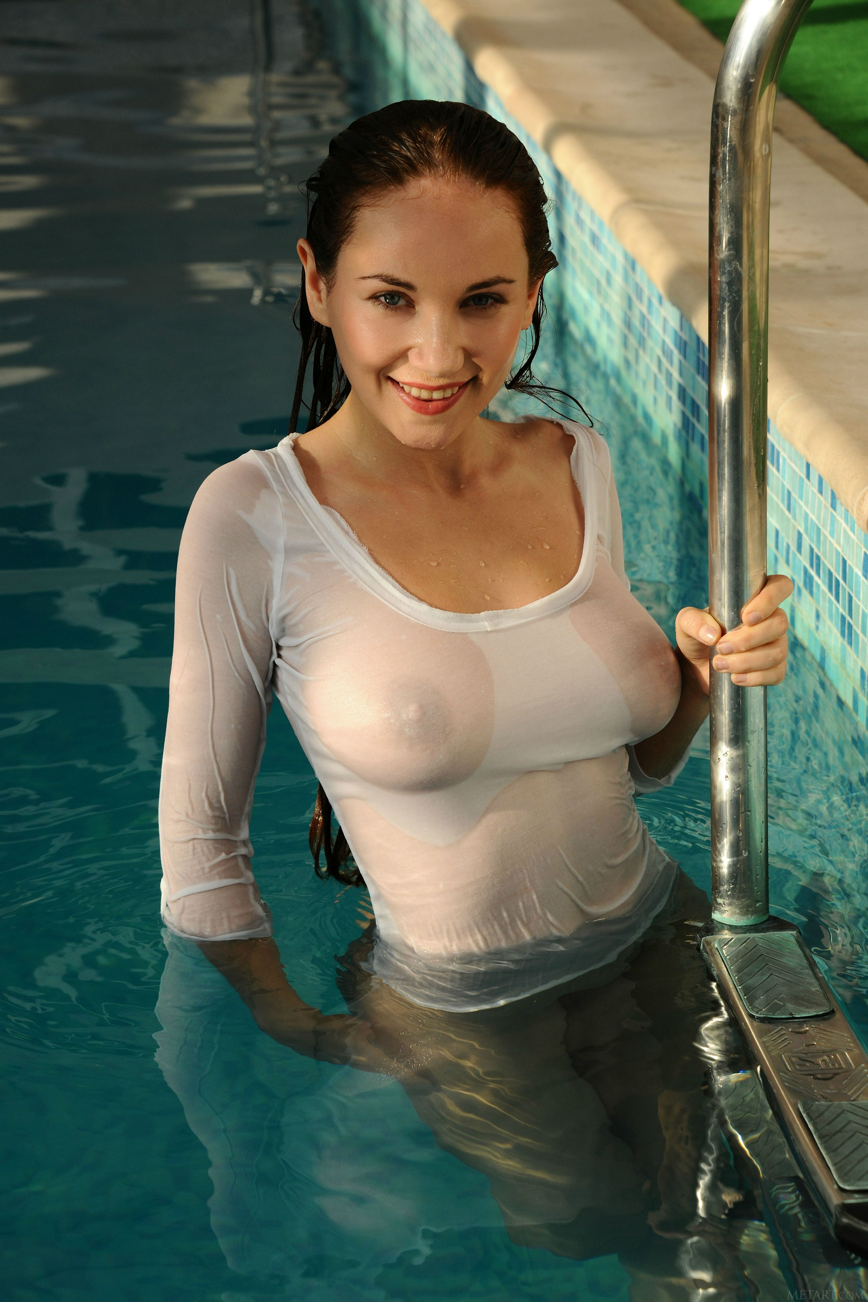 Remarkable, very wet tshirt boobs the question