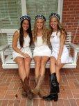amateur photo Three sisters