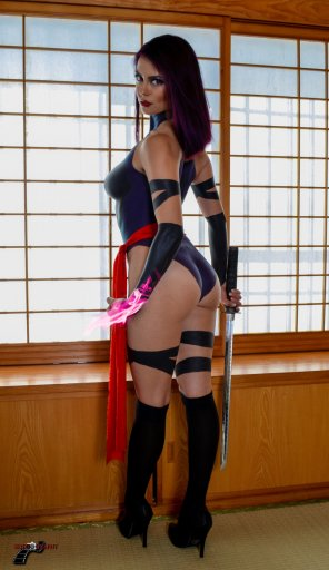 amateur photo psylocke