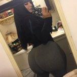 amateur photo Filling those pants