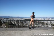 amateur photo Nude in Twin Peaks SF