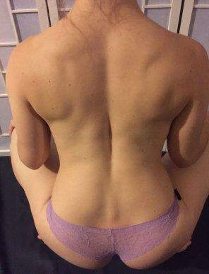 amateur photo My neck, My back