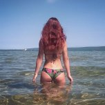amateur photo My ass on the beach. [f]19