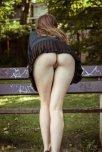 amateur photo Park Bench