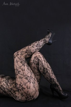 amateur photo [OC] Curvy MIL[F] having fun in my bodystocking and high heels!!