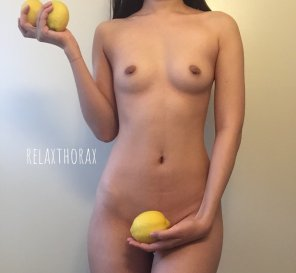 amateur photo Lemon-stealing whore 🍋
