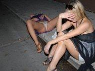 amateur photo Big night ladies?