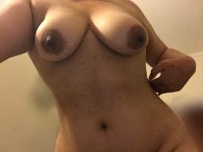 amateur photo When they're not hard they look like this [f]