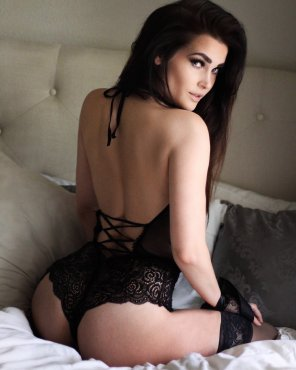 amateur photo Sexy in Lace