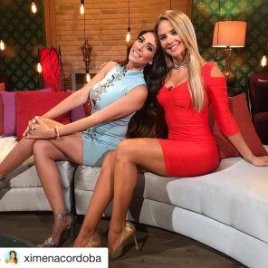 amateur photo Cynthia Urías & Ximena Córdoba