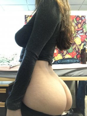 amateur photo [self] Spank or spread?