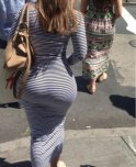 amateur photo booty in streets