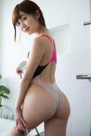 amateur photo Rie Matsuoka