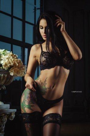 amateur photo Lina Melton