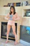 amateur photo Cute nerd
