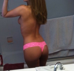 amateur photo From behind :)