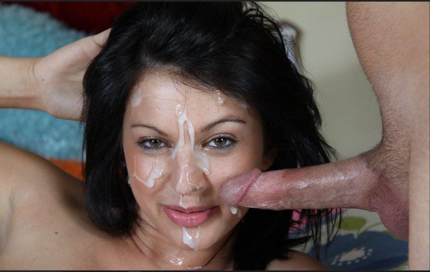 Cum Shower Porn Photo
