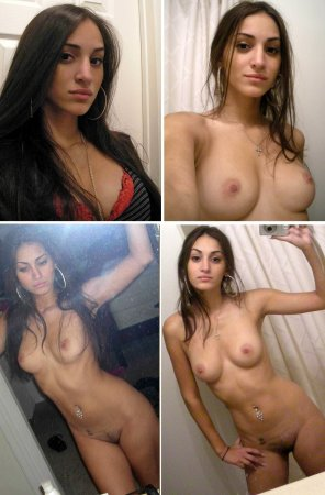 amateur photo Persian girl