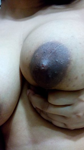 "amateur photo ""My pathetic Indian nipple"""