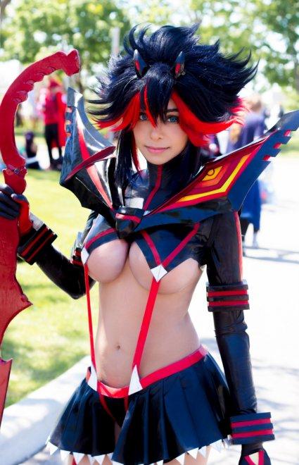 Ryuko Porn Photo