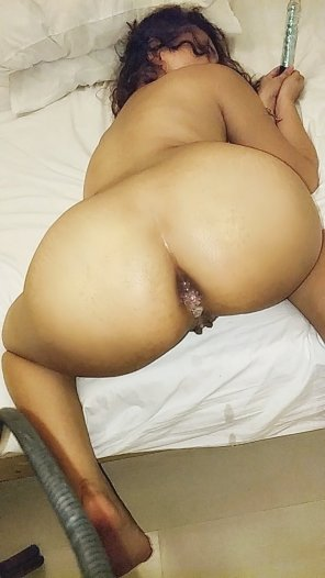 amateur photo Ass-pecial pie [m+f]